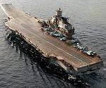 portaaviones ruso Almirante Kuznetsov