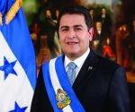 Juan Orlando Hernández, Presidente de la República de Honduras. Foto: Presidencia Honduras.