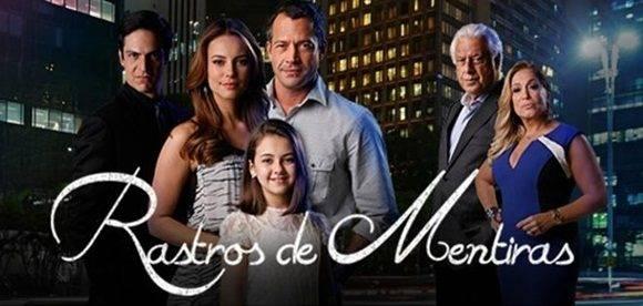 Rastros de mentiras, próxima telenovela brasileña en pantalla.