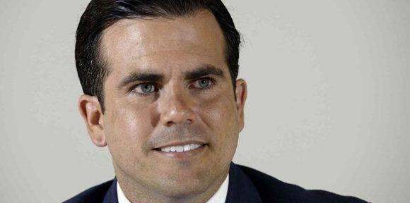 Ricardo Roselló es el nuevo gobernador de Puerto Rico. Foto: El Nuevo Día.