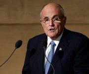 El ex alacalde de New York, Rudolph Giuliani, también podría ser parte de los elegidos por Trump. Foto: AP Photo/ Richard Drew.