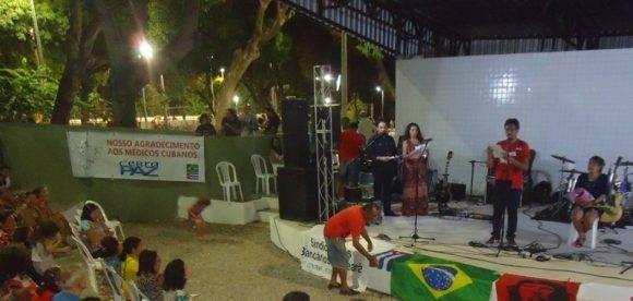 saludan a medicos cubanos en brasil 940