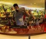 Bar-Restaurante Sarao´s. Foto: Ismael Francisco.