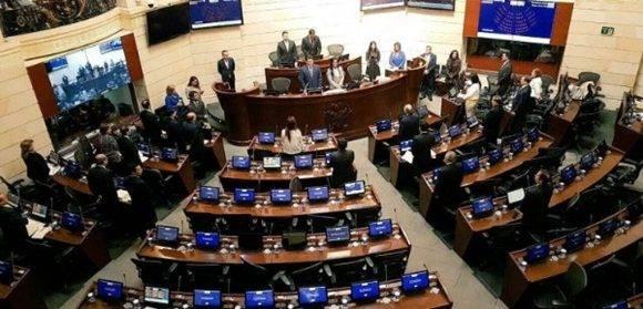 Senado de Colombia dio otro impulso a la paz en ese país. | Foto: El Pueblo.