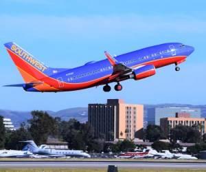 Southwest Airlines. Foto: Archivo.