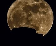 Superluna habanera. Foto: Ismael Francisco/ Cubadebate