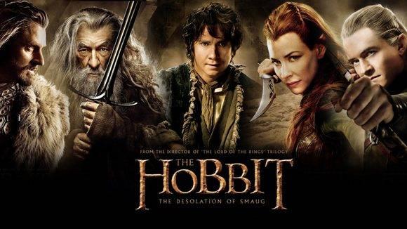 The Hobbit, también fruto de la creatividad de Tolkien. Foto: Archivo.