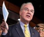 Tom Price tiene todas las papeletas para ser el próximo secretario de Salud. Foto: Reuters.