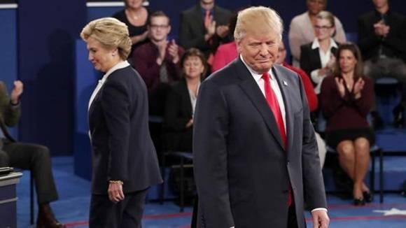 trump vs hillary, trump gana elecciones