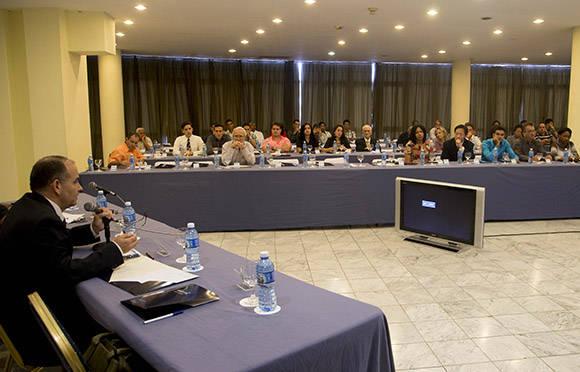 Dr. C. Glauco Guillén Nieto, Director General de LACETEL./ Foto: Ismael Francisco.