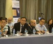 En el Foro participan seis empresas extranjeras, cinco chinas y una italiana. Foto: Ismael Francisco/ Cubadebate.