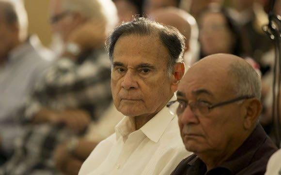 Conferencia Referéndum Revocatorio / Intervención extranjera en Venezuela, organizada por la Embajada de la República Bolivariana de Venezuela en la República de Cuba y PDVSA Cuba. Foto: Ismael Francisco/ Cubadebate