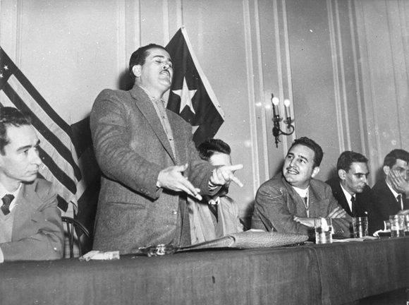 Juan Manuel Márquez. Foto: Archivo de la Oficina de Asuntos Históricos del Consejo de Estado.