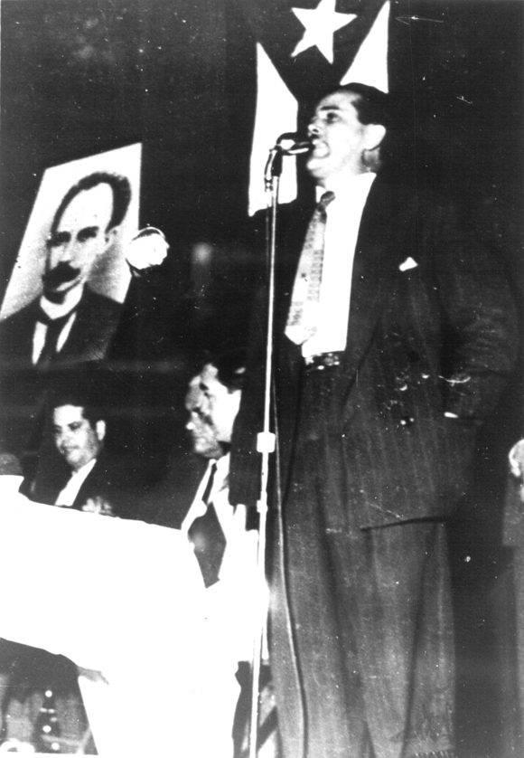 Juan Manuel Márquez era profundamente martiano. Foto: María del Carmen Ramón/ Cubadebate.