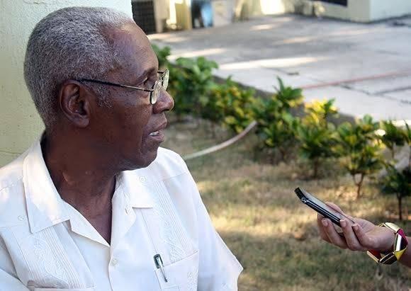 Sergio Ballester. Foto: José Raúl Concepción Llanes/ Cubadebate