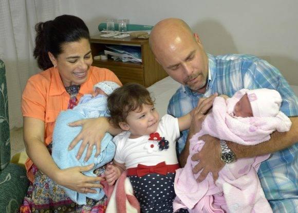Adriana, Gerardo, Gema, Ámbar y Gerardito. Foto: Estudios Revolución