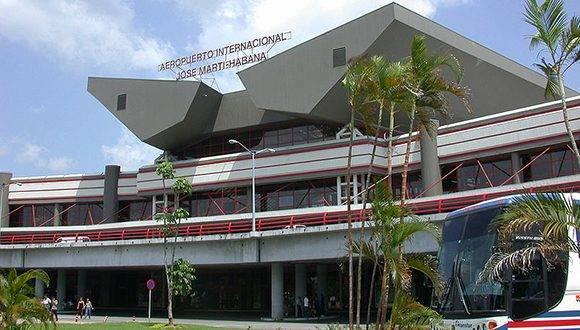 Aeropuerto Internacional José Martí. Foto: Aeropuertos.net.