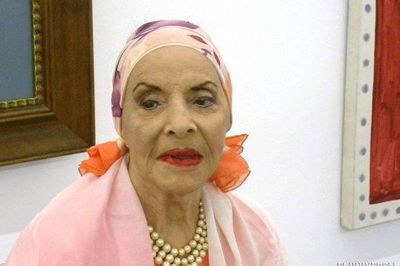 """""""Quien domina la escena no son los coreógrafos, no es la música, son los artistas"""", afirmó la prima ballerina assoluta cubana. Foto tomada de PL."""