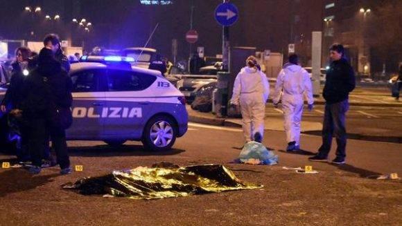 El tunecino Anis Amri, sospechoso de atentar contra un mercadito de navidad en Berlín, murió en un tiroteo con la Policía en Milán. Foto: AP.