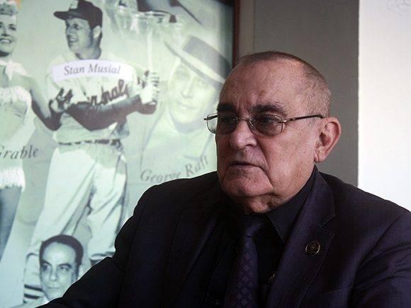 Antonio Martínez, Director General del Hotel Nacional. Foto: José Raúl Concepción/Cubadebate.