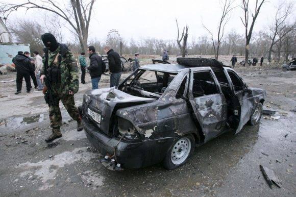 Lugar en que se registraron dos atentados en Daguestán, Rusia, en 2010. Foto: EFE.