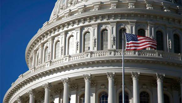El Capitolio de Washington. Foto: Archivo.