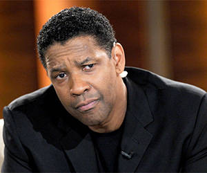Denzel Washington. Foto: Archivo.