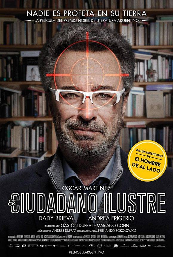 Póster de la película que inaugura el Festival de Cine de La Habana.