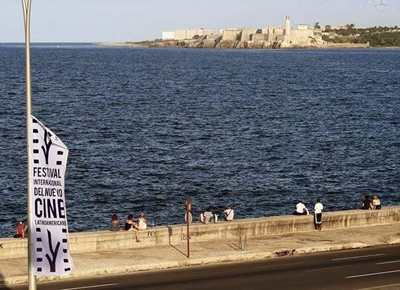 El Festival de Cine se celebra cada diciembre en La Habana. Foto: José Raúl Concepción/ Cubadebate.