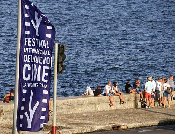 Entre el 8 y el 18 de diciembre tuvo lugar el 38 Festival de Cine de La Habana. Foto: José Raúl Concepción/ Cubadebate.