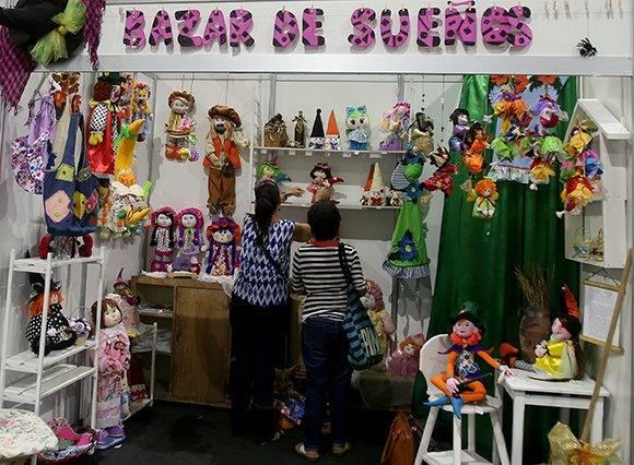 Hermosos juguetes hechos a mano. Foto: Ladyrene Pérez/ Archivo de Cubadebate.