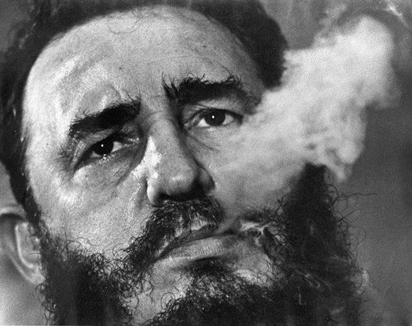 Fidel Castro, en La Habana en 1985. Charles Tasnadi AP