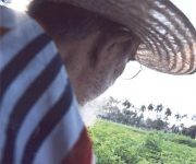 Fidel en Camagüey. Foto: Periódico Adelante.