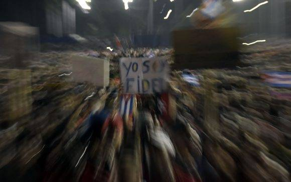 Yo soy Fidel. Foto: Raúl Abreu / Cubadebate