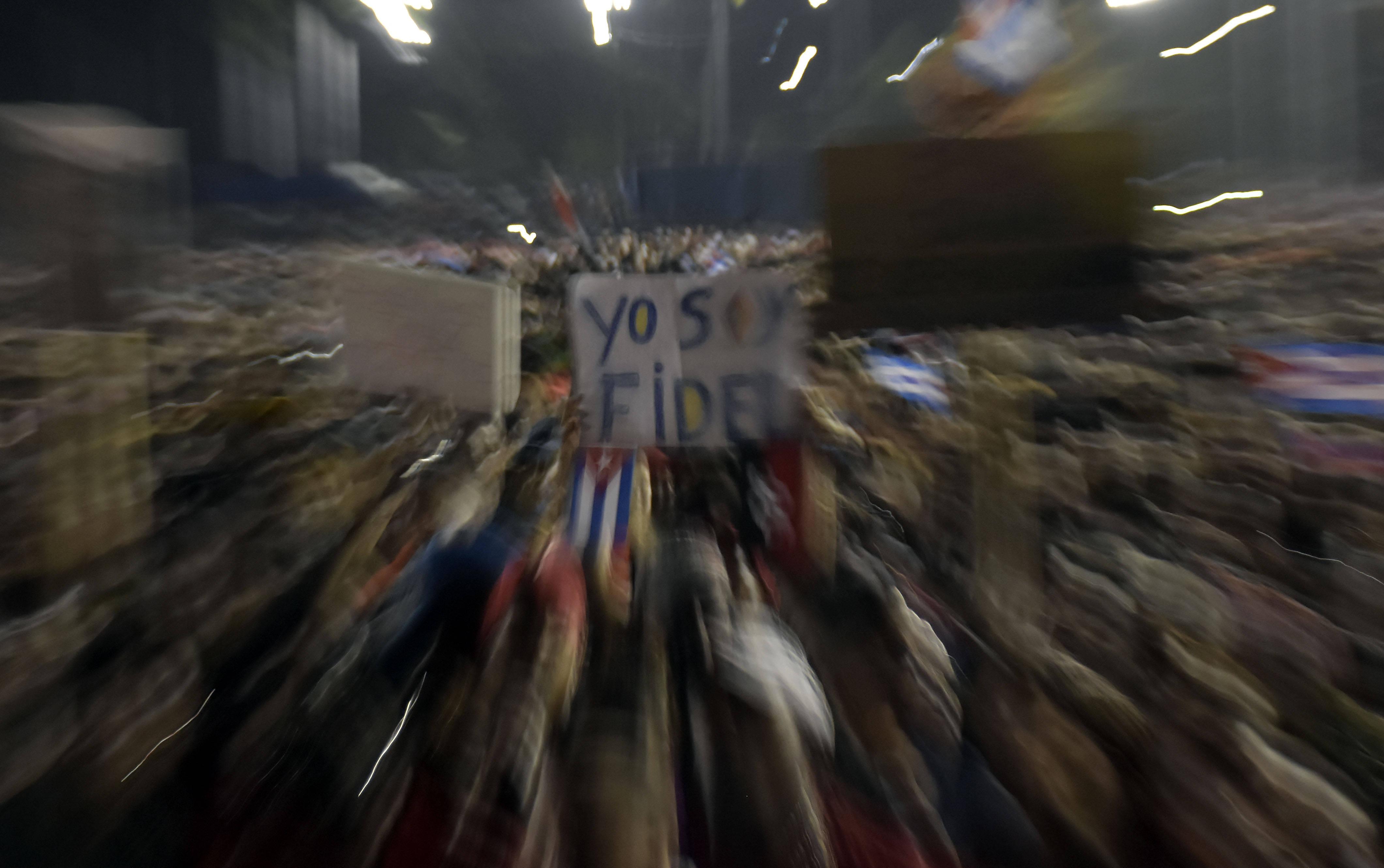Yo soy Fidel. Foto: Raúl Abreu / Cubadebate.