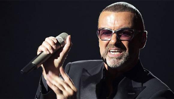 George Michael. Foto tomada de BBC.