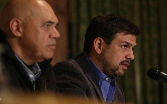 Negada la oposición venezolana a participar en diálogo con el Gobierno