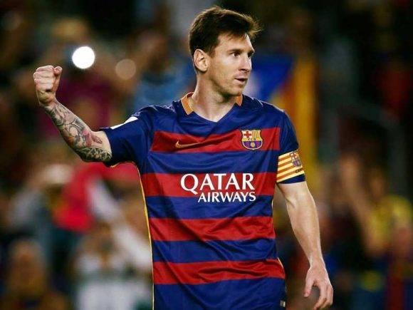 Lionel Messi. Foto tomada de El Dictamen.