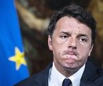 CAR102. Rome (Italy), .- (FILE) A file picture dated 24 June 2016 shows Italian Prime Minister Matteo Renzi reacts during a news conference at Chigi Palace in Rome, Italy. (Roma, Italia) EFE/EPA/ANGELO CARCONI *** Local Caption *** 52848922