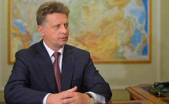 Maxim Sokolov. Foto tomada del sitio oficial del Kremlin.