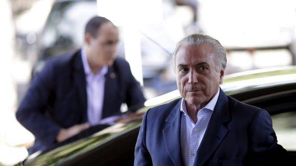 Michel Temer. Foto: Russia Today.