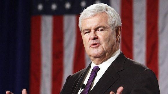 Newt Gingrich. Foto: AP