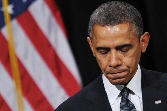 Las dos mayores frustraciones de Obama durante sus mandatos fueron los temas de salud y armas de fuego. Foto: AFP / Mandel Ngan.