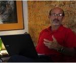 El Doctor en Ciencias Históricas, Rolando González Patricio. Foto: Wanda Canals
