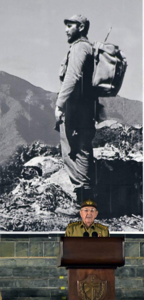 La última voluntad de Fidel