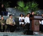 Teresa Amerelle, Secretaria General de la Federación de Mujeres Cubanas. Foto: ACN.