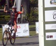 Titan Tropic-Viñales-tercera etapa ganador M J Betalu. Foto:  Ricardo López Hevia / Granma / Cubadebate