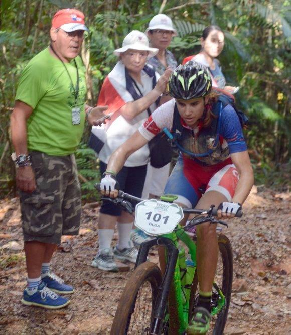 Titan Tropic-Viñales-tercera etapa Olga Echenique. Foto: Ricardo López Hevia / Granma / Cubadebate