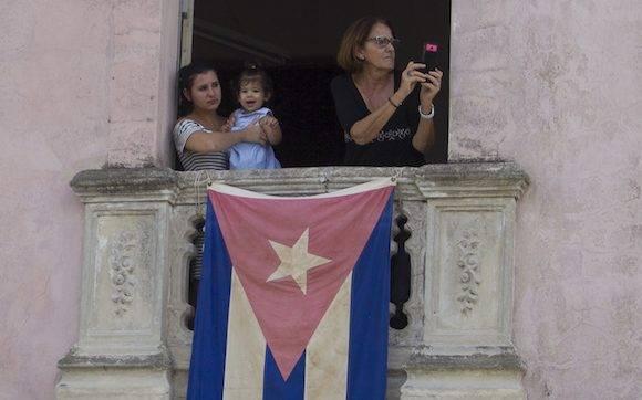Tributo a Fidel en la zona central de Cuba. Foto: Ladyrene Pérez/ Cuba