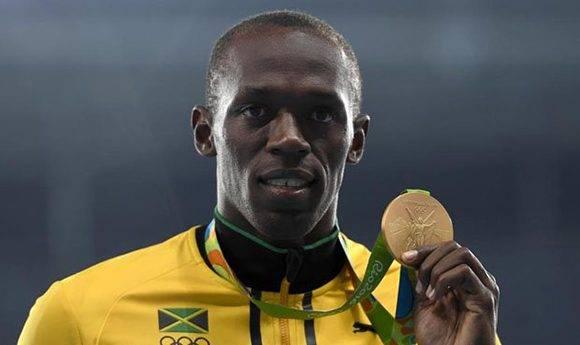 Usain Bolt. Foto tomada de  Intolerancia Diario.